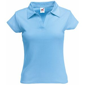 "Поло ""Lady-Fit Rib Polo"""